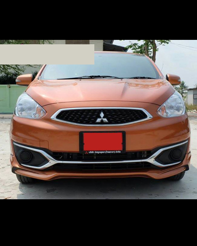 BODY KIT MITSUBISHI MIRAGE 2017 MẪU M1