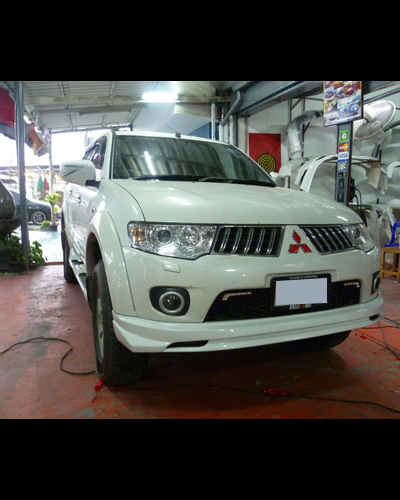 BODY KIT MITSUBISHI PAJERO SPORT 2012 MẪU ACCESS