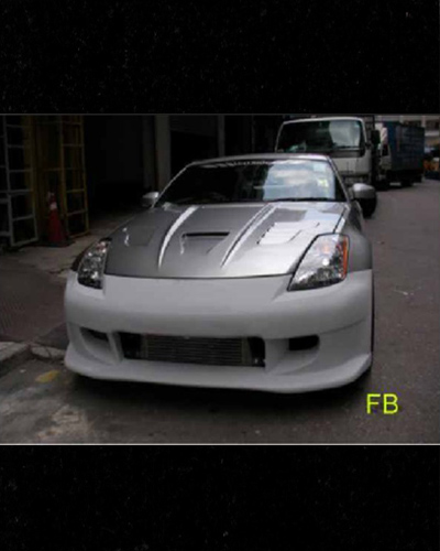 BODY KIT MẪU 1 NISSAN 350Z