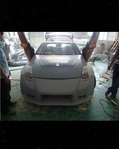 BODY KIT 350Z MẪU VEILSIDE