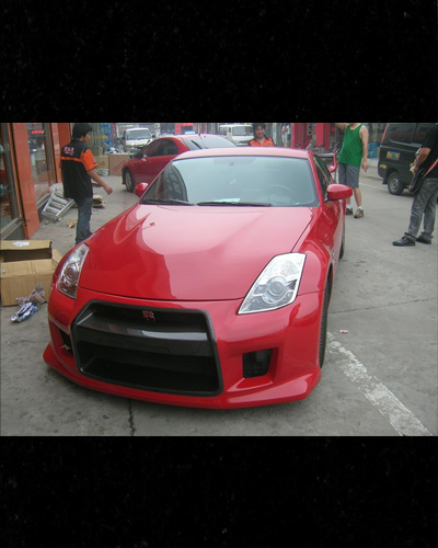 BODY KIT MẪU R NISSAN 350Z