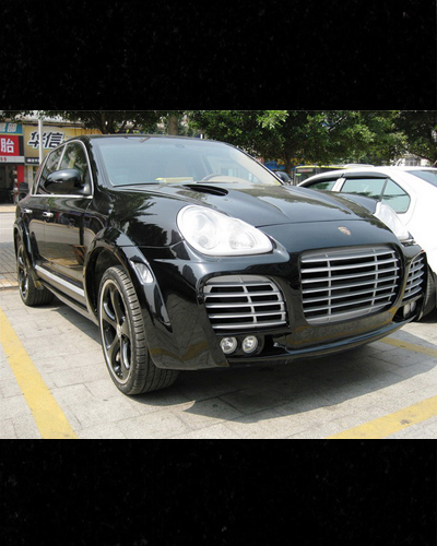BODY KIT MẪU TA PORSCHE CAYENNE 2007