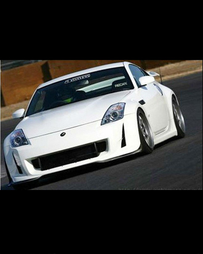 BODY KIT NISSAN 350Z MẪU AMUSE