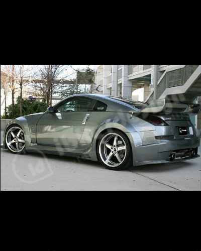 BODY KIT NISSAN 350Z MẪU HAVOC