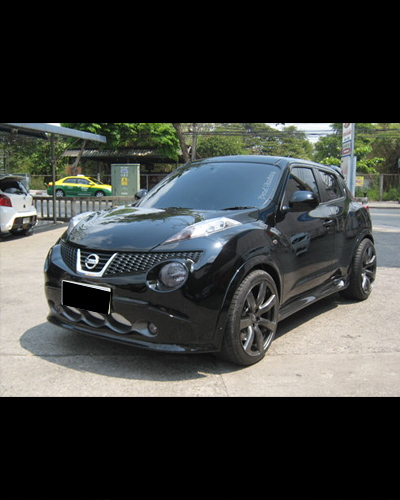 body kit nissan juke m u ats juke. Black Bedroom Furniture Sets. Home Design Ideas
