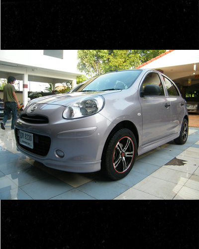 BODY KIT NISSAN MARCH