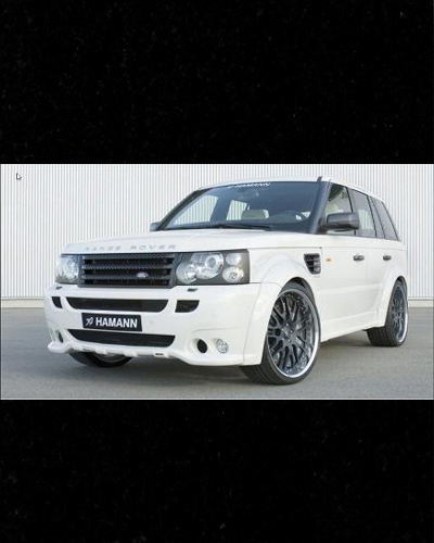 BODY KIT RANGE ROVER MẪU HAMANN