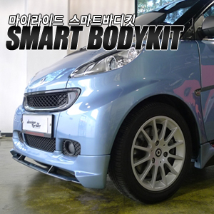 BODY KIT SMART MẪU MYRIDE