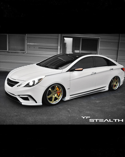 BODY KIT SONATA Y20 MẪU MS