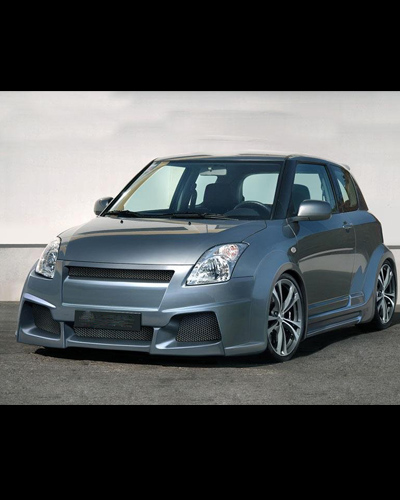 BODY KIT SWIFT 2005-2010 MẪU IB