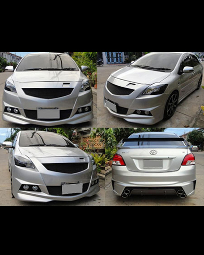 BODY KIT VIOS 2007- 2012 MẪU KAIMERA