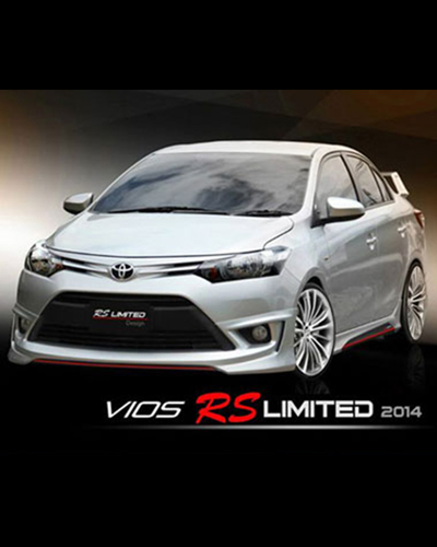 BODY KIT VIOS 2014 - 2016 MẪU RS LIMITED
