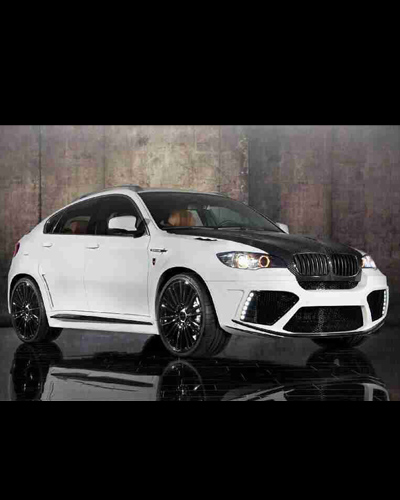 BODY KIT X6 MẪU MANSORY