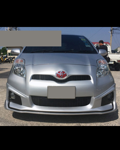 BODY KIT YARIS 2012 MẪU TRD SPORTIVO