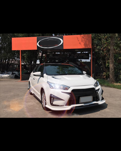 BODY KIT YARIS 2015 MẪU NKS