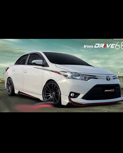 BODY KIT VIOS 2014 2016 MẪU DRIVE 68