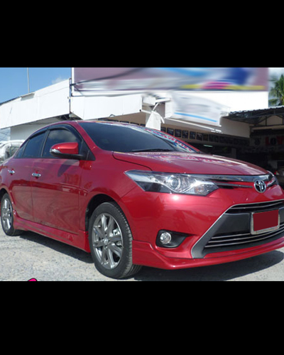 BODY KIT VIOS 2014 - 2016 MẪU NEW ZTEC