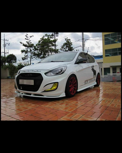 BODY LIP ACCENT HATCHBACK MẪU ZEST