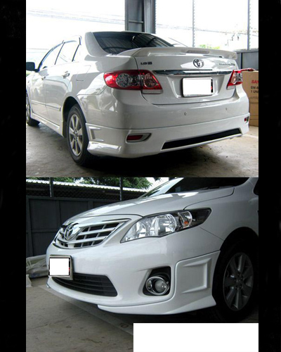 BODY LIP ALTIS 2011 MẪU ACC