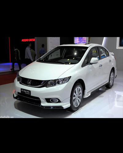 BODY LIP CIVIC MODULO 2015 MẪU MODE