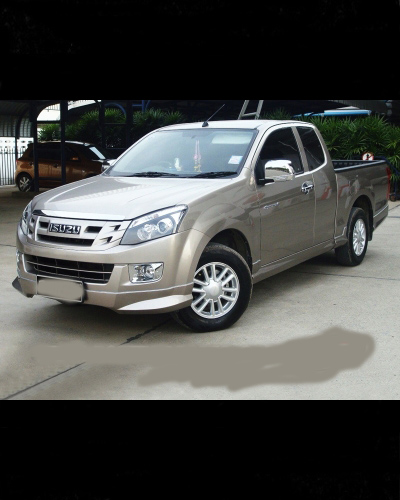 BODY LIP DMAX 2012 MẪU X