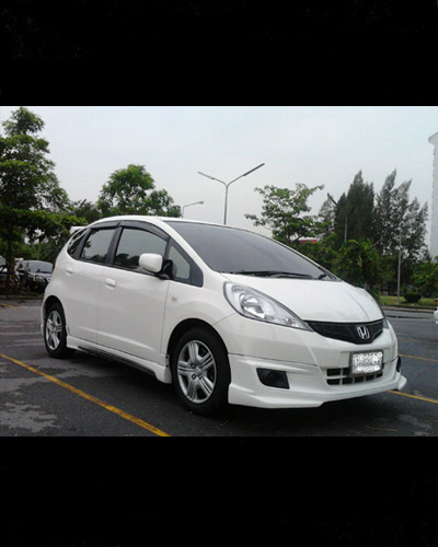 BODY LIP HONDA JAZZ 2011 MẪU MUGEN