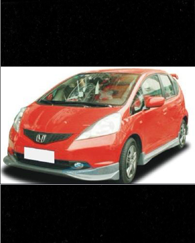 BODY LIP HONDA JAZZ/FIT 2008