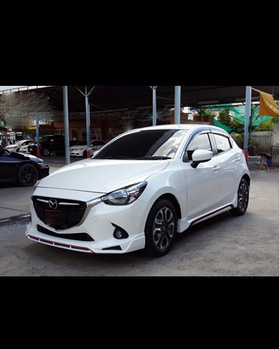 BODY LIP MAZDA 2 2015 HATCHBACK MẪU NTS1