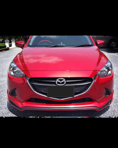 BODY LIP MAZDA 2 5 CỬA 2015 MẪU SPORT RACING