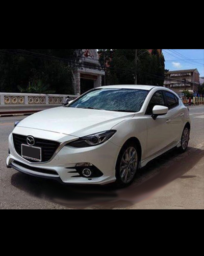 BODY LIP MAZDA 3 2015 MẪU JAP