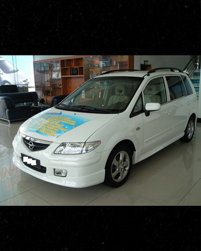 BODY LIP MAZDA PREMACY