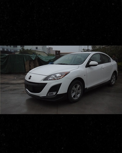 BODY LIP MẪU DOL MAZDA 3 SEDAN 2010