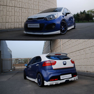 BODY LIP MẪU NEFD RIO HATCHBACK 2012