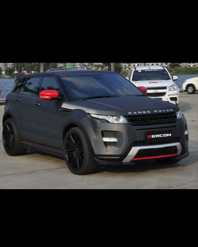 BODY LIP RANGE ROVER EVOQUE MẪU ZR