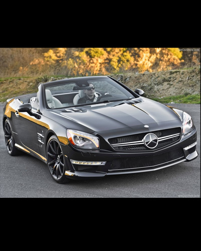 BODY KIT SL300/350/500 MẪU SL63/65 AMG 2013