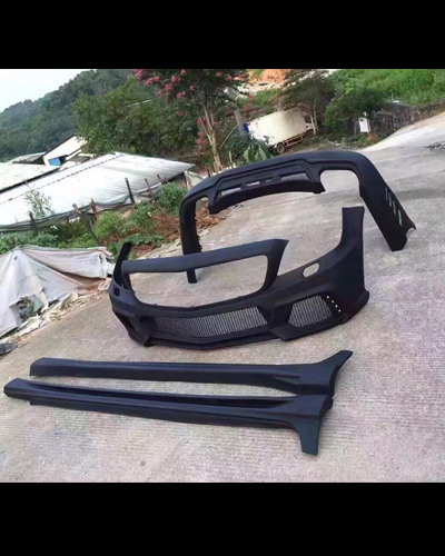 BODY KIT CLS W218 MẪU WALD