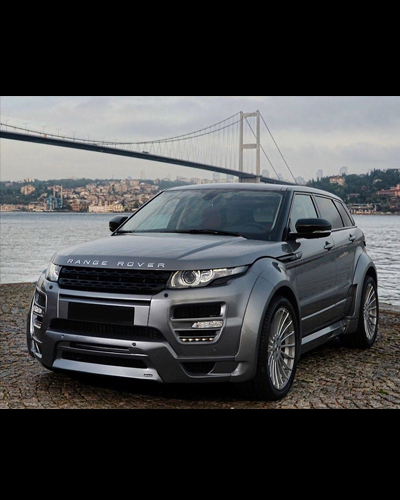 BODY KIT RANGE ROVER EVOQUE 2012 - 2016 MẪU HAMANN