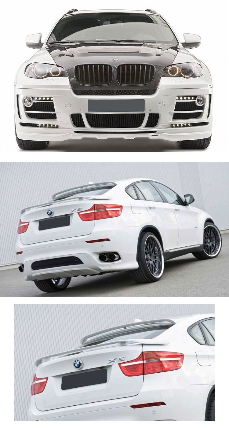 body kit m u c bmw x6 x6 e71 f16. Black Bedroom Furniture Sets. Home Design Ideas