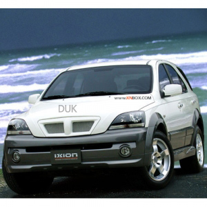 BODY KIT MẪU IXION SORENTO