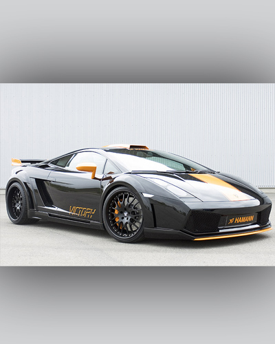BODY KIT MẪU HAMANN LAMBORGHINI GALLARDO