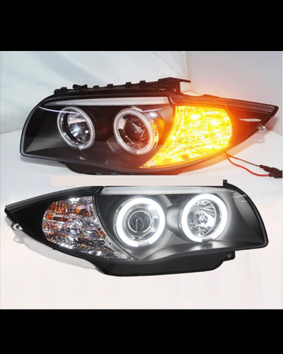 ĐÈN PHA LED BMW E87 2004-2011 SERIES 1