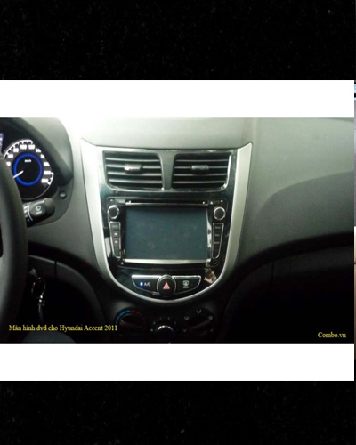 DVD THEO XE ACCENT 2011