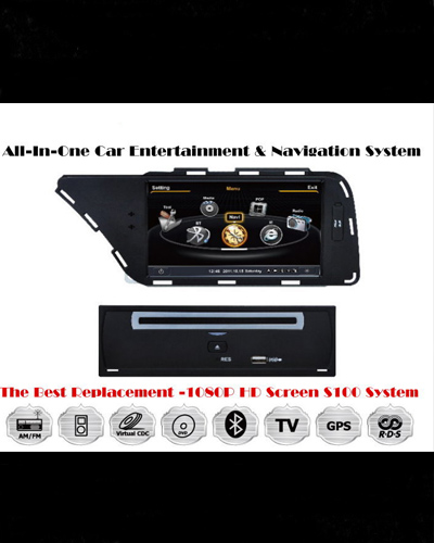 DVD THEO XE AUDI A5