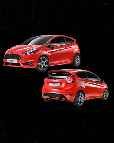 BODY KIT FORD FIESTA 2012 MẪU CS