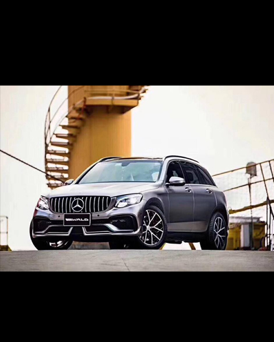 BODY KIT MERCEDES GLC X253 MẪU WALD