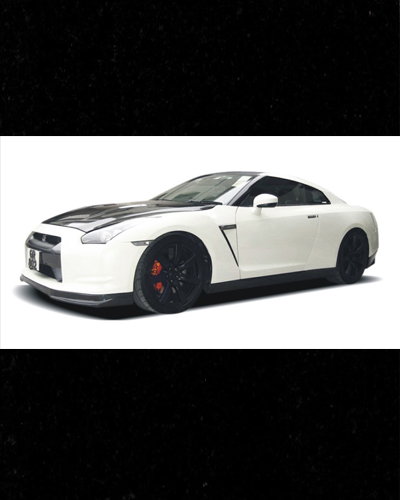 BODY LIP CARBON MẪU LE NISSAN GT-R 35