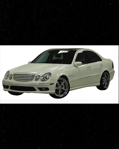 BODY KIT MẪU LB  MERCEDES W211 2002-2006