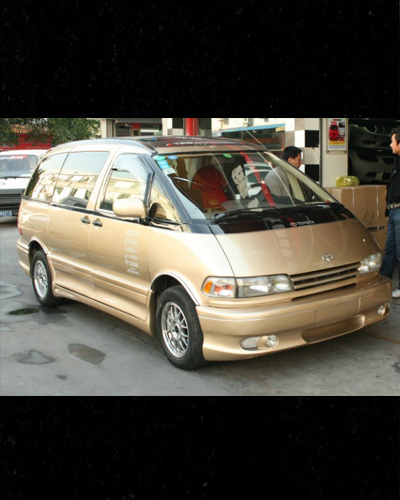 BODY KIT MẪU LE PREVIA 1992