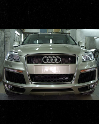 BODY KIT AUDI Q7 MẪU  TT