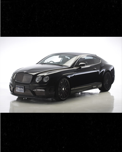 BODY LIP MẪU SPORTS LINE BLACK BISON EDITION (2008~) BENTLEY CONTINENTAL GT